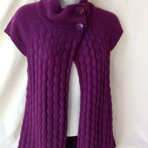 IZOD sweater purple size S/P pre-owned